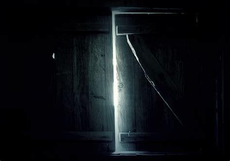 images glowing black  white night window