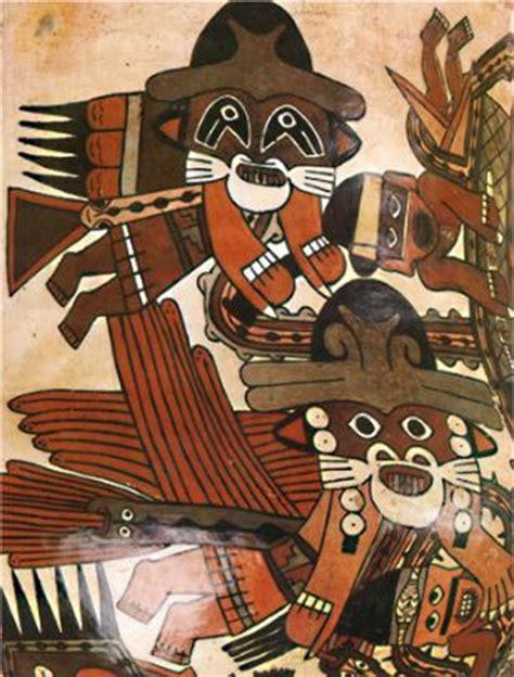 peru pre columbian art incas nazca paracas