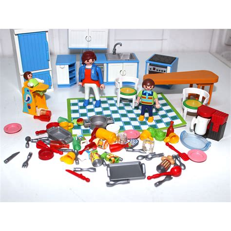 playmobil cuisine beautiful cuisine maison moderne playmobil photos
