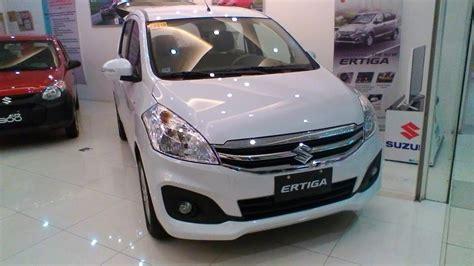 Review Suzuki Ertiga by Suzuki Ertiga Gl Automatic Review Snow White Pearl