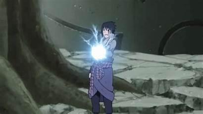 Sasuke Electricity Naruto Uchiha Sword Danzo Wiki