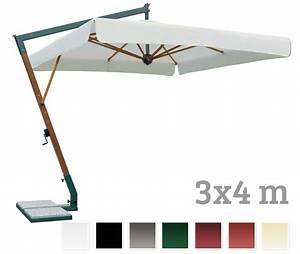 Sockel Für Sonnenschirm : sonnenschirm scolaro torino braccio 3x4 ampelschirm holzschirm hanging parasol online shop ~ Sanjose-hotels-ca.com Haus und Dekorationen