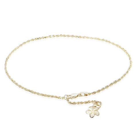14k Yellow Adjustable Anklet With Plumeria Charm. Emerald Cut Diamond Bands. White Dial Watches. Hand Wound Watches. Large Silver Bracelet. Mens Bangle Bracelet. Simple Gold Band. Chocolate Gold Wedding Rings. Skinny Diamond Bangle