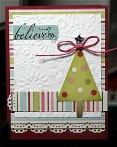Ten easy ideas of Handmade Christmas cards