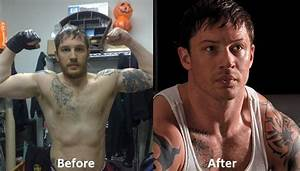 Tom Hardy's MMA Work Out For Warrior Looks Absolutely Insane