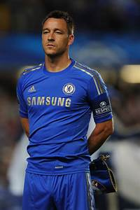 John Terry in Chelsea v Juventus FC - UEFA Champions ...  Terry