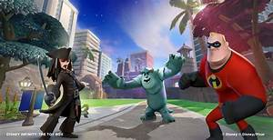 Disney Infinity - Creativi-Toys—the Action in the Toy Box ...