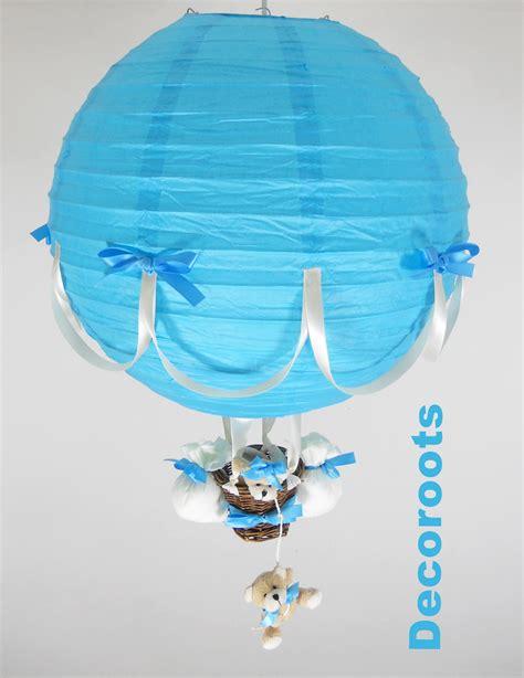 description d une chambre de fille le montgolfière enfant bébé création artisanale