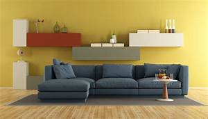 An, Ideal, Color, For, Living, Room, Should, Blend, Well