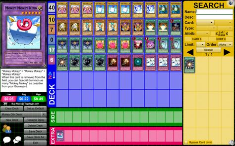 mokey mokey deck profile mokey mokey otk deck pojo forums