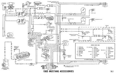 Ignition Resistance Wire Vintage Mustang Forums