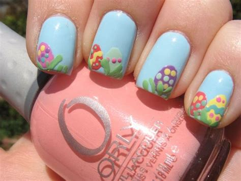 easter nail designs photos easter manicures and nail ideas