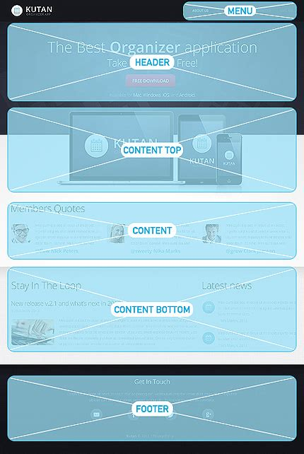 Drupal 7 Module With Template by Software Drupal Template No 46280 Drupal Templates