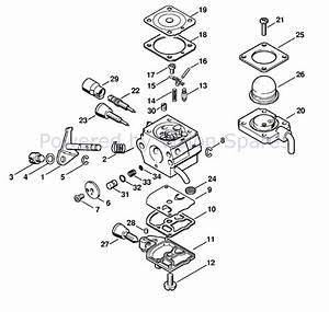 Stihl Fs 45 Parts Diagram