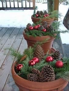 Weihnachtsdeko Draußen Basteln : die besten 25 weihnachtsdeko aussen ideen auf pinterest ~ A.2002-acura-tl-radio.info Haus und Dekorationen