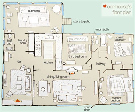 whats  floor plan stan young house love
