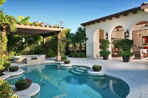 Landscaping Backyard Oasis- 18 Pool Design Ideas In