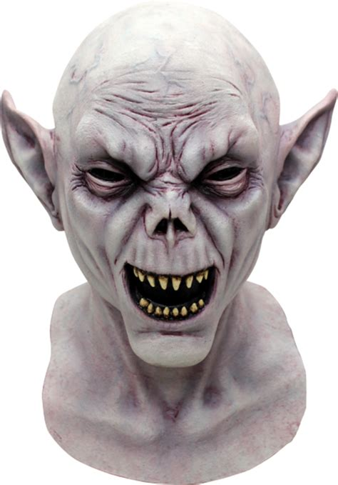 caitiff mask halloween mask horror mask vampire mask