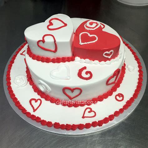 Romantic Cakesingapore Cake Shopcakes Deliverybirthday Cake