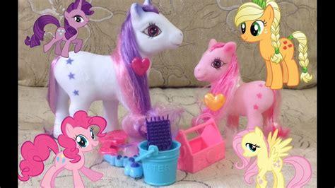 pony pretty toys