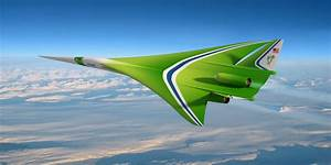 NASA Is Helping To Build Supersonic Passenger Planes ...