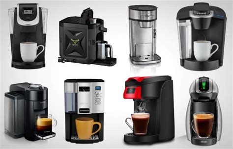 12 Best Single Cup Coffee Makers On The Market Right Now Coffee Pods Vs Instant Production Creamer Pump Online Nz With Milk Poundstretcher Coles Espresso Machine