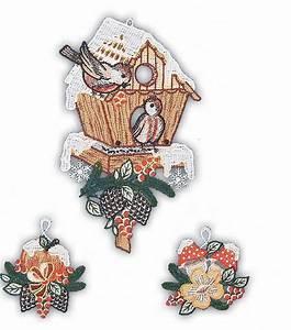 Das Futterhaus Online Shop : gardinen welt online shop fensterbild mit wintermotiv futterhaus aus plauener spitze ~ Eleganceandgraceweddings.com Haus und Dekorationen