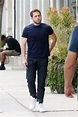 Jonah Hill Shows Off New Look in N.Y.C. | InStyle.com