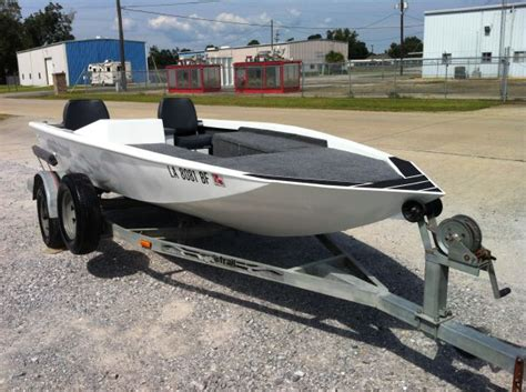 Aluminum Boats For Sale Louisiana Sportsman by 16ft Aluminum Bass Boat Louisiana Sportsman Classifieds La