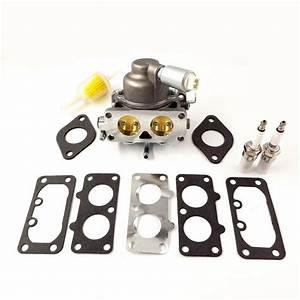 Carburetor For Briggs  U0026 Stratton 799511 Vanguard Nikki