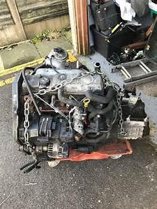 Ford Focus Tddi Engine Complete Transit Connect Mondeo