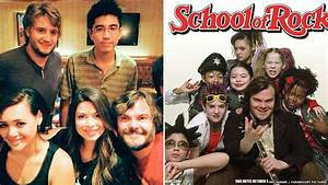 The Big Picture: School of Rock stars - then and now
