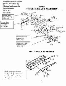Ruger 10  22 Custom Shim Kit