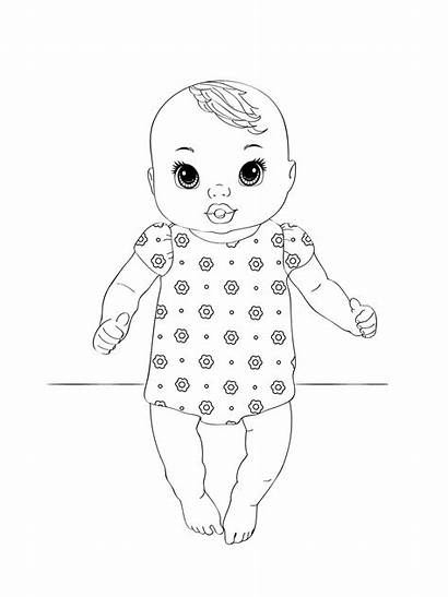Alive Coloring Pages Printable Via
