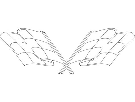 # png file svg file eps file cdr file. Checkered Flags dxf File Free Download - 3axis.co