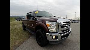2011 Ford F 250 Xlt Super Duty Fx4 4x4