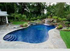 Swimming Pool In Yards Home Interior Design