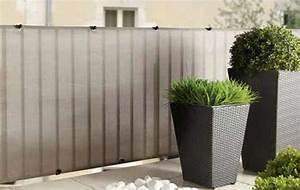 Agrafeuse Pour Brise Vue : brise vue de jardin pas cher ~ Mglfilm.com Idées de Décoration