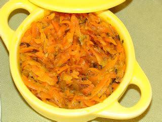 la cuisine de bouchra la cuisine de bouchra salade de carottes râpées cuites