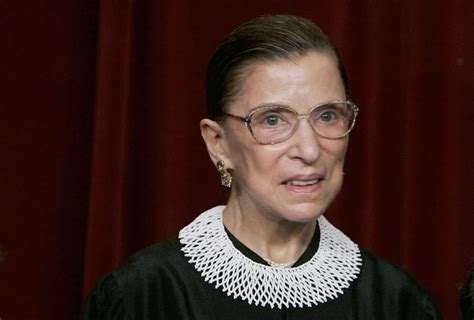Justice Ginsburg Undergoes Heart Procedure Celebrity