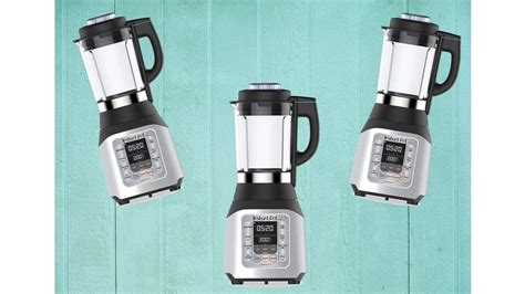 Creamy coffee flavors with a chilled icy kick. Instant Pot Just Launched a Blender That Can Cook | Blender