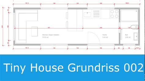 Grundriss Tiny House by Tiny House Grundriss Mit Liftbett