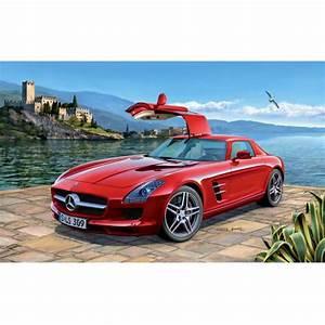 Jeux De Voiture Mercedes : maquette voiture model set mercedes sls amg jeux et jouets revell avenue des jeux ~ Medecine-chirurgie-esthetiques.com Avis de Voitures