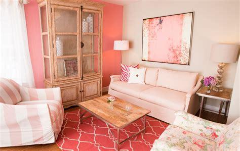 10 Amazing Pink Living Room Interior Design Ideas Https