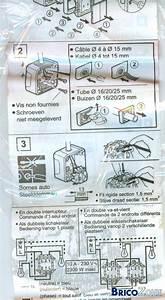 Double Va Et Vient : remplacemen d 39 un interrupteur simple par un interrupteur ~ Nature-et-papiers.com Idées de Décoration