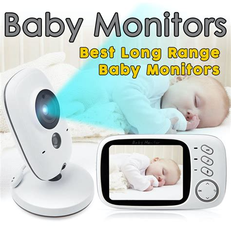 range baby monitor 11 best range baby monitors gives clear view audio 900ft babydotdot baby guide
