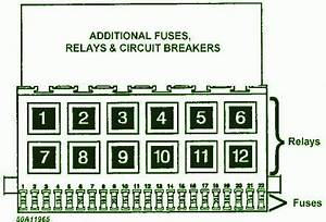 Side Marker Light  U2013 Circuit Wiring Diagrams