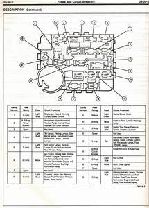 2007 Mustang Fuse Box Diagram