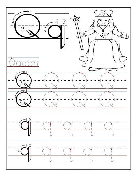 Preschool Alphabet Worksheets  Activity Shelter