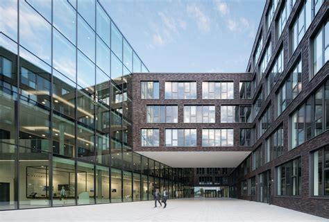 Mitsubishi Headquarters by Headquarter Mitsubishi Electric Europe Kresings Archdaily